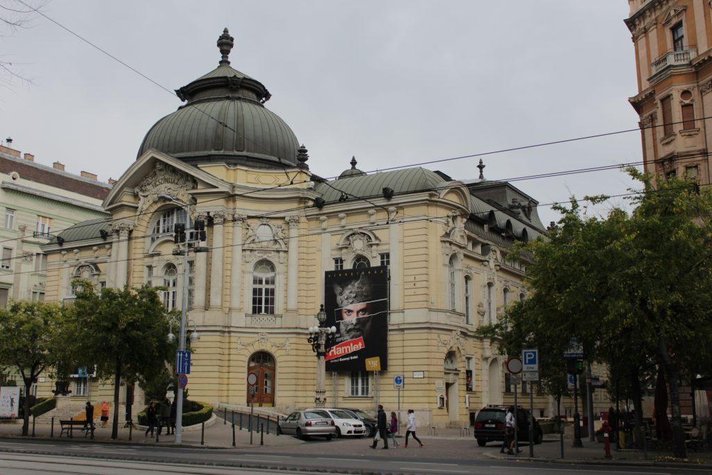 Die Budapester Oper